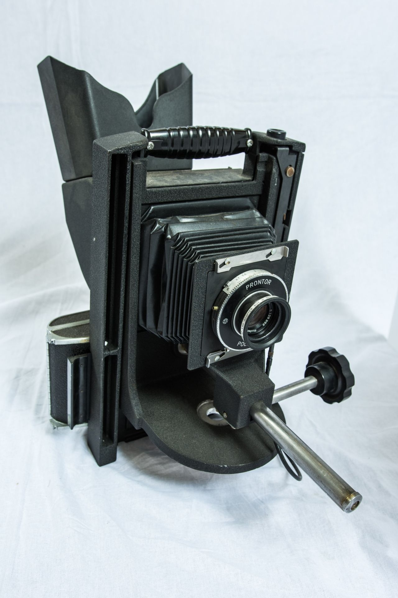 Polaroid MP-3 Industrial View Camera, 1962