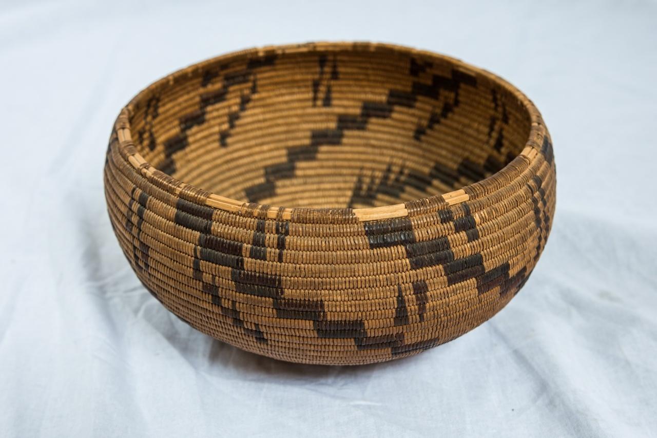 Great Basin Basket c1900-1920's