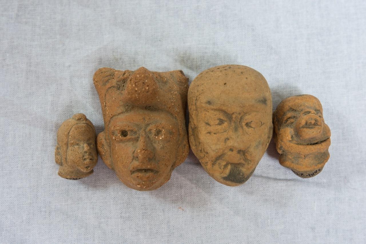 Olmec Figurines