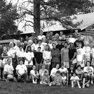 Extended Davis family