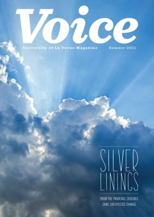 Cover of Voice Magazine Summer 2021